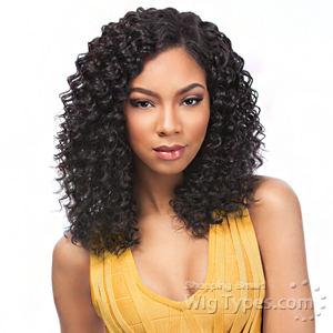 Sensationnel 100% Human Hair Weaving - EMPIRE DEEP WAVE 14