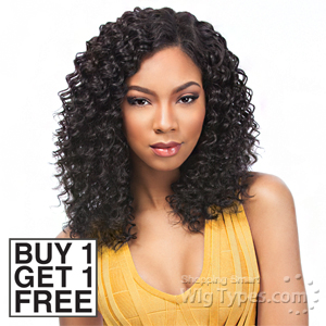 Sensationnel 100% Human Hair Weaving - EMPIRE DEEP WAVE (Buy 1 Get 1 FREE)
