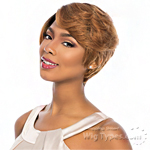 Sensationnel 100% Human Hair Celebrity Series Lace Wig - EMPIRE HALLE