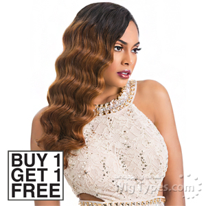 Sensationnel 100% Human Hair Weaving - EMPIRE PARADISE WAVE (Buy 1 Get 1 FREE)