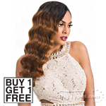 Sensationnel 100% Human Hair Weaving - EMPIRE PARADISE WAVE 10 (Buy 1 Get 1 FREE)