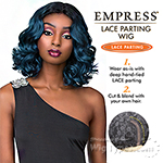 Sensationnel Synthetic Hair Empress Lace Parting Wig - QUINN (futura)