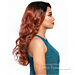 Sensationnel Synthetic Hair Empress Lace Parting Wig - AURORA (futura)