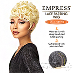 Sensationnel Synthetic Hair Empress Lace Parting Wig - CARRIE