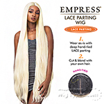 Sensationnel Synthetic Hair Empress Lace Parting Wig - DIAMOND 46 (futura)