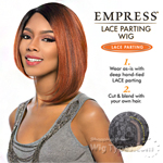Sensationnel Synthetic Hair Empress Lace Parting Wig - JADEN (futura)