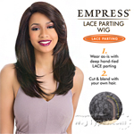 Sensationnel Synthetic Hair Empress Lace Parting Wig - RITA (futura)