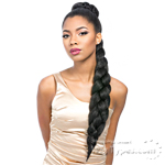 Sensationnel Synthetic Ponytail Instant Braid Pony - FOXY BRAID