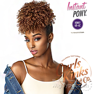 Sensationnel Curls Kinks & Co Synthetic Ponytail Instant Pony - TREND SETTER