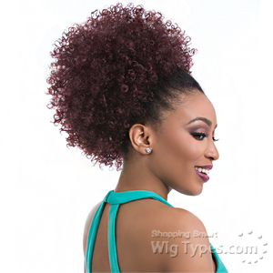 Sensationnel Synthetic Ponytail Instant Pony - NATURAL AFRO 10