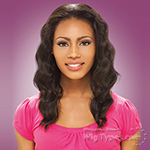 Sensationnel Synthetic Half Wig Instant Weave - HZ 7058 (futura)