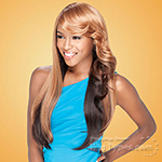 Sensationnel Synthetic Full Cap Wig Totally Instant Weave - GINGER (futura)