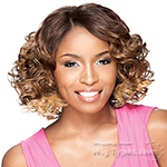 Sensationnel Synthetic Half Wig Instant Weave U-Part - DURBAN (HAND-TIED PARTING)
