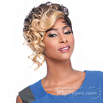 Sensationnel Synthetic Wig Instant Fashion Wig - TIKA (futura)