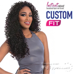 Sensationnel Stocking Cap Instant Weave Custom Fit - AMBER (Flexibility and Comfort)