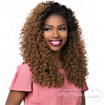 Sensationnel Synthetic Half Wig Instant Weave Boutique Bundles - TWIST (futura)