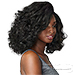 Sensationnel Curls Kinks & Co Synthetic Half Wig Instant Weave - BOSS LADY
