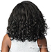 Sensationnel Curls Kinks & Co Synthetic Half Wig Instant Weave - RAIN MAKER