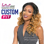 Sensationnel Stocking Cap Instant Weave Custom Fit - EMERALD (Flexibility and Comfort)