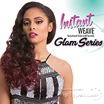 Sensationnel Synthetic Half Wig Instant Weave Glam Series - ALANNA (futura)