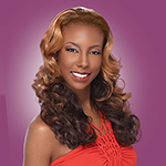 Sensationnel Synthetic Half Wig Instant Weave - HZ 7073 (futura)