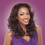 Sensationnel Synthetic Half Wig Instant Weave - HZ 7076 (futura)