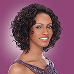 Sensationnel Synthetic Half Wig Instant Weave - HZ 7081 (futura)