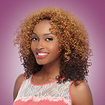 Sensationnel Synthetic Half Wig Instant Weave MILAN (futura)