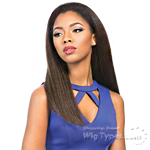 Sensationnel Synthetic Half Wig Instant Weave - NEW YORK (futura)