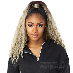 Sensationnel Synthetic Half Wig Instant Up & Down - UD 7