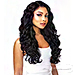 Sensationnel Stocking Cap Quality Custom Lace Wig - 6 PART BODY WAVE (Pre-Plucked + Baby Hair W/ Multiple Parting Option)