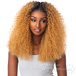 Sensationnel Boutique Bundle Stocking Cap Quality Custom Lace Wig - 6 PART BRAZILIAN WAVE