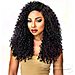 Sensationnel Stocking Cap Quality Custom Lace Wig - 6 PART KINKY CURLY (Pre-Plucked + Baby Hair W/ Multiple Parting Option)