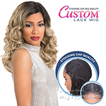Sensationnel Stocking Cap Quality Custom Lace Wig - DIVINE CURL (Hand-Tied Part W/ Multiple Parting Option)