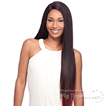 Sensationnel Synthetic Hair Empress Natural Curved Part Lace Front Wig - MIRANDA (futura)