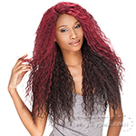 Sensationnel Synthetic Hair Empress L Part Lace Front Wig - TESSE (futura)