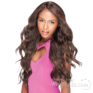 Sensationnel Synthetic Hair Empress L Part Lace Front Wig - EASY 5 LOOSE (futura)