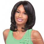 Sensationnel Synthetic Hair Empress Natural Lace Front Edge Wig - OLIVIA (futura)