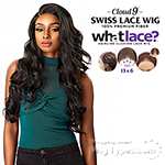 Sensationnel Synthetic Cloud 9 Swiss Lace What Lace 13x6 Frontal Lace Wig - CELESTE