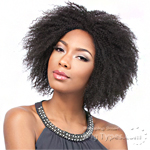 Sensationnel Synthetic Hair Empress Natural Smart Lace Front Edge Wig - CHANTEL (futura)