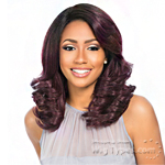Sensationnel Synthetic Hair Empress L Part Lace Front Wig - CLARY (futura)
