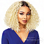 Sensationnel Synthetic Hair Empress Natural Center Part Lace Front Wig - CRIS (futura)