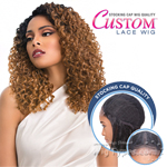 Sensationnel Stocking Cap Quality Custom Lace Wig - ENVY CURL (Hand-Tied Part W/ Multiple Parting Option)