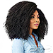 Sensationnel Curls Kinks & Co Synthetic Hair Empress Lace Front Wig - GAME CHANGER (futura)