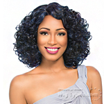 Sensationnel Synthetic Hair Empress Natural Curved Part Lace Front Wig - GLORIA (futura)