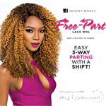 Sensationnel Synthetic Hair Empress 3 Way Free Part Lace Wig - IRIS (futura)