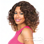 Sensationnel Synthetic Hair Empress Natural Curved Part Lace Front Wig - JOSIE (futura)