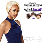Sensationnel Synthetic Cloud 9 Swiss Lace What Lace 13x6 Frontal HD Lace Wig - KESHONA