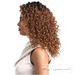 Sensationnel Stocking Cap Quality Custom Lace Wig - KINKY CURL (Hand-Tied Part W/ Multiple Parting Option)