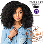 Sensationnel Curls Kinks & Co Synthetic Hair Empress Lace Front Wig - GAME CHANGER